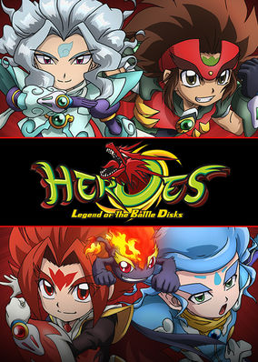 Heroes: Legend of the Battle Disks - Season 1
