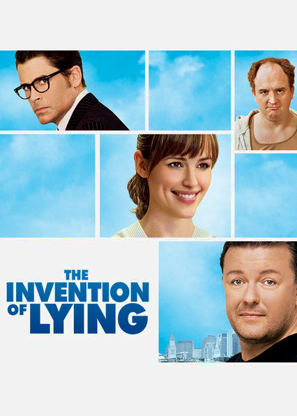 The Invention of Lying Netflix BR (Brazil)