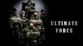 Netflix box art for Ultimate Force - Season 1