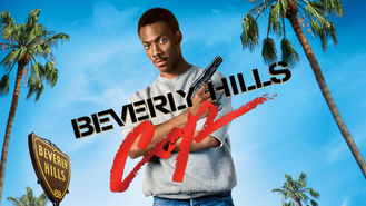 Netflix box art for Beverly Hills Cop