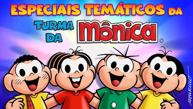 Especiais temáticos da turma da Mônica | filmes-netflix.blogspot.com.br