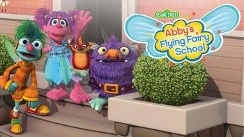 Netflix box art for Abby's Flying Fairy School - Season 1