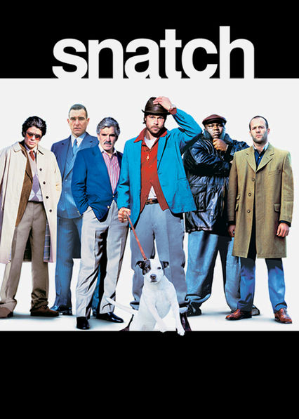 Snatch Netflix CO (Colombia)