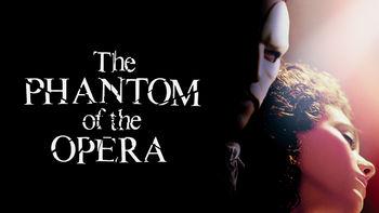Netflix box art for The Phantom of the Opera: Special Edition