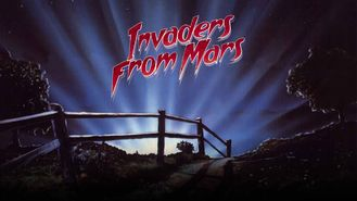Netflix box art for Invaders from Mars