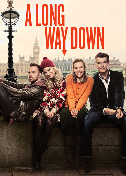 A Long Way Down Netflix ES (España)