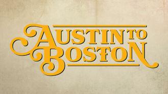 Netflix box art for Austin to Boston