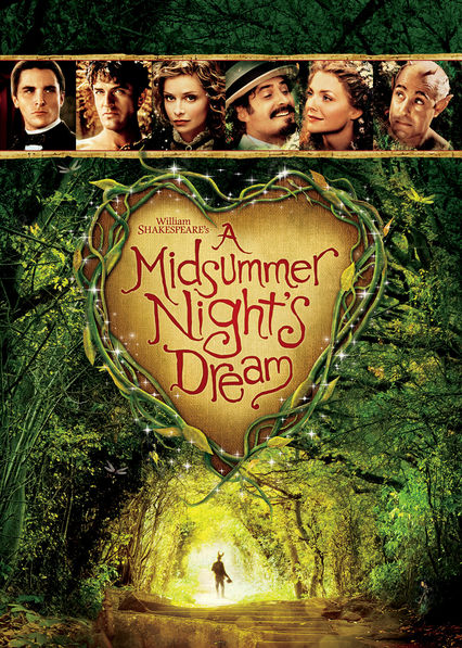 A Midsummer Night's Dream Netflix BR (Brazil)