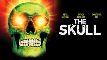 Netflix box art for The Skull