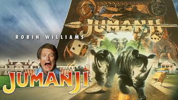 Netflix box art for Jumanji
