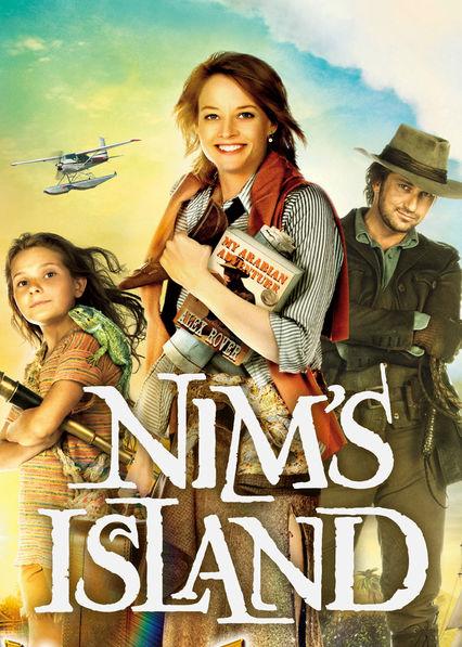 Nim's Island Netflix VE (Venezuela)