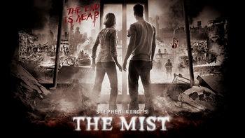 Netflix box art for The Mist