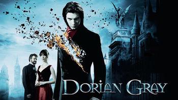 Netflix box art for Dorian Gray