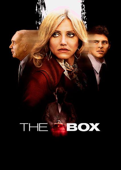 The Box Netflix UK (United Kingdom)