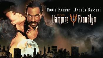 Netflix box art for Vampire in Brooklyn