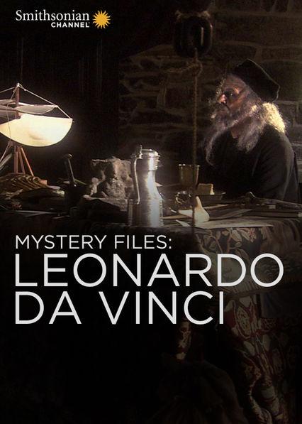 Mystery Files: Leonardo da Vinci Netflix PR (Puerto Rico)