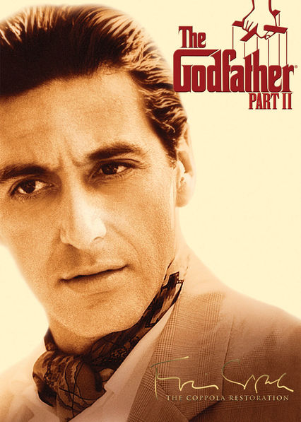The Godfather: Part II Netflix BR (Brazil)