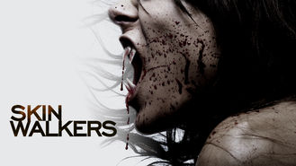 Netflix box art for Skinwalkers