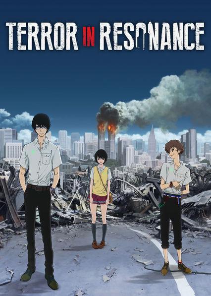 Terror in Resonance Netflix BR (Brazil)
