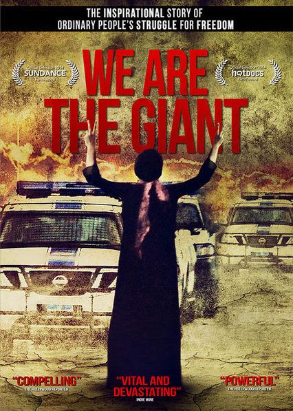 We Are the Giant Netflix US (United States)