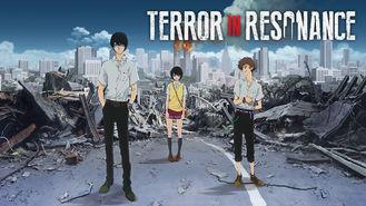 Netflix box art for Zankyō no Terror - Season 1