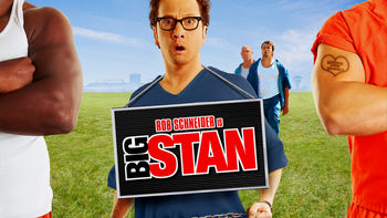 Netflix box art for Big Stan