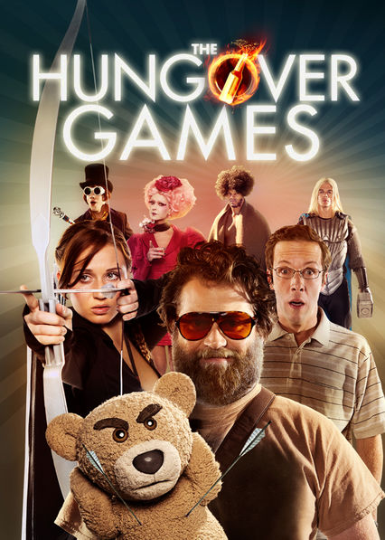 The Hungover Games Netflix CO (Colombia)