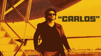 Netflix box art for Carlos