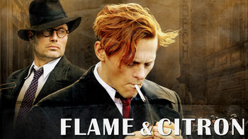 Is Flame and Citron on Netflix?