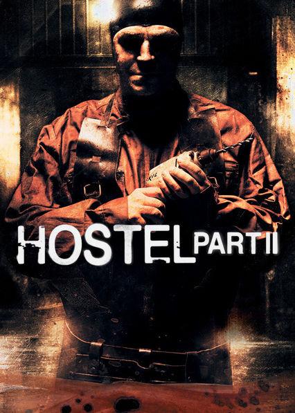 Hostel: Part II Netflix US (United States)