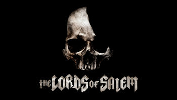 Netflix box art for The Lords of Salem