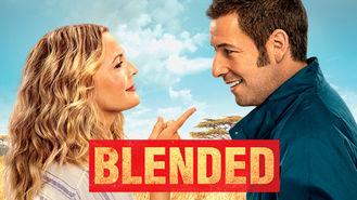 Netflix box art for Blended
