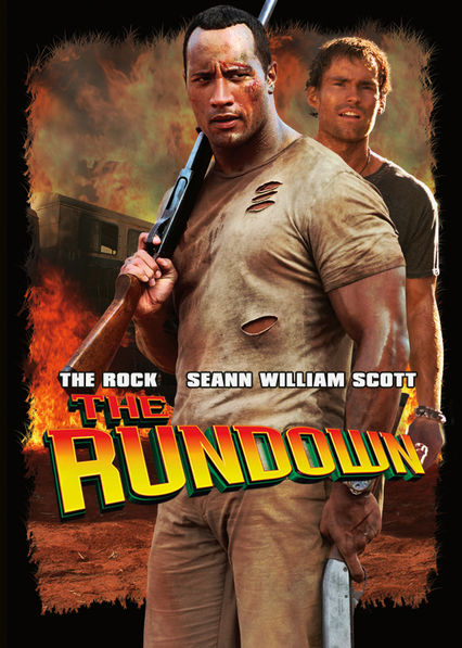 The Rundown (Welcome to the Jungle) Netflix ES (España)