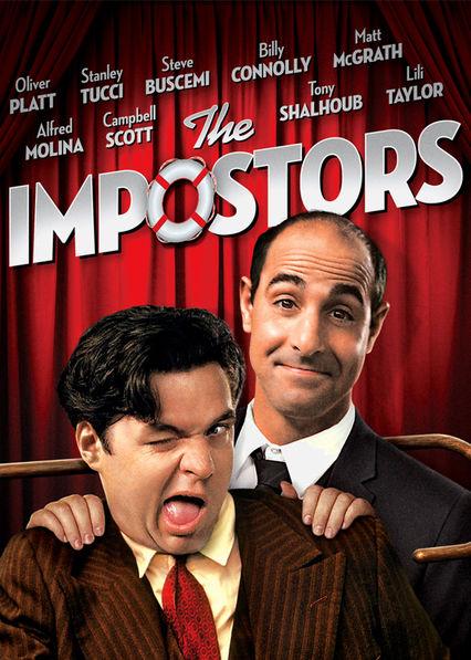 The Impostors Netflix US (United States)