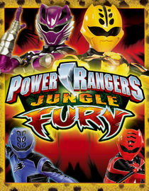 Power Rangers Jungle Fury: Fear and the Phantoms