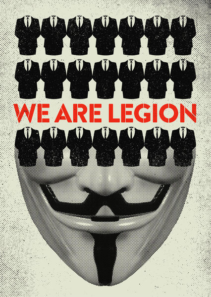 We Are Legion: The Story of the Hacktivists Netflix BR (Brazil)