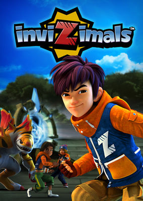 Invizimals - Season 1