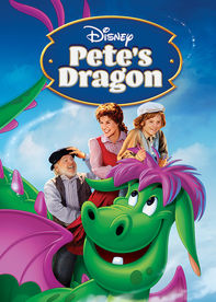 Pete's Dragon Netflix MX (Mexico)