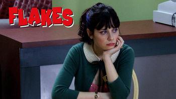 Netflix box art for Flakes