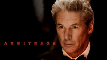 Netflix box art for Arbitrage