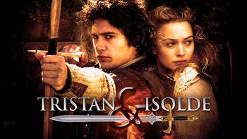 Netflix box art for Tristan & Isolde