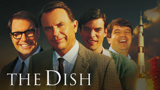 Netflix box art for The Dish