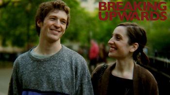 Netflix box art for Breaking Upwards