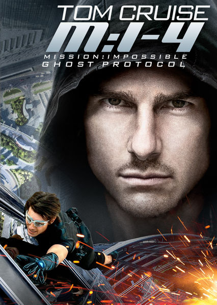 Mission: Impossible - Ghost Protocol Netflix BR (Brazil)