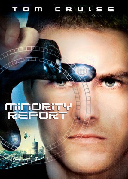 Minority Report Netflix CO (Colombia)