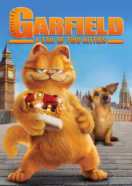 Garfield: A Tail of Two Kitties Netflix ES (España)