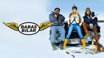 Netflix box art for Babas bilar