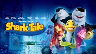 Netflix box art for Shark Tale