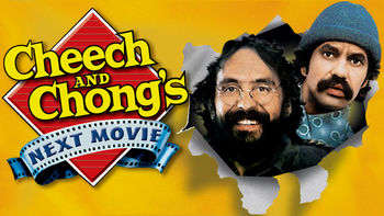 Netflix box art for Cheech & Chong's Next Movie