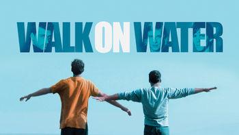 Netflix box art for Walk on Water